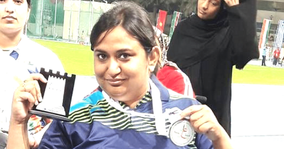 Marred By Tragedy, This Gold Medallist's Incredible Journey Shows What True Grit Is!