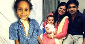 Doctor Couple Honour Late Daughter, Fund Poor Kid's Surgery On Her B'Day!