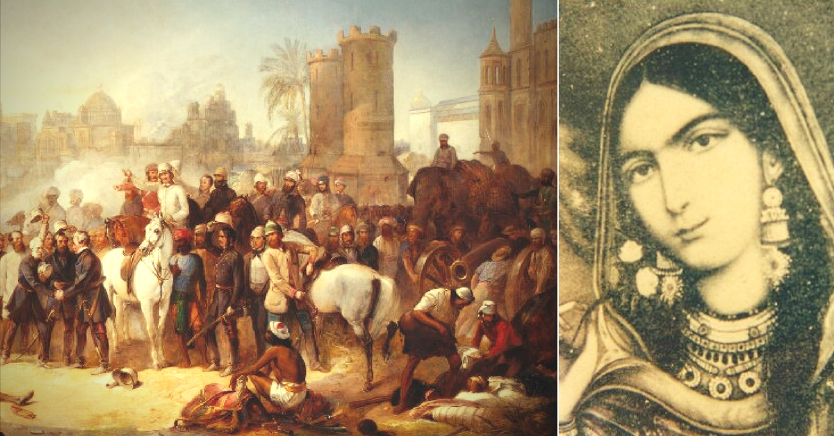 Warrior Begum of Awadh: The Untold Story of Hazrat Mahal's War on the British