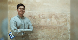 Arsh Ali India's Youngest Archaeologist.