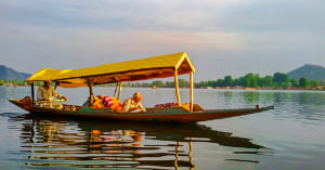 The Dal Lake