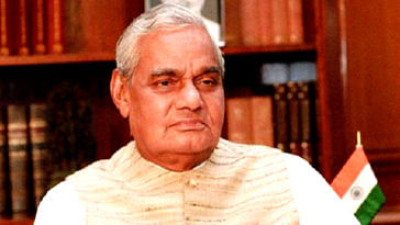 Former Prime Minister Atal Bihari Vajpayee. (Source: DD News/Twitter)