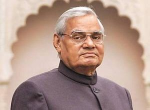 Former Prime Minister AB Vajpayee (Source: Facebook/AZ News)
