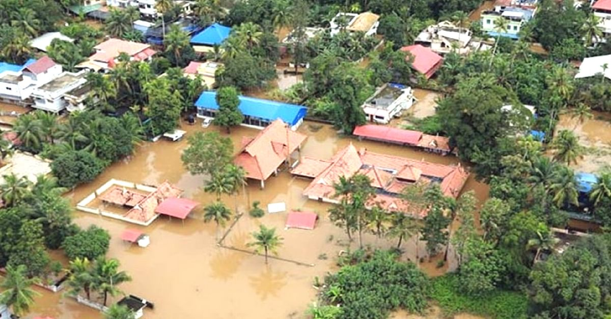 Kerala Needs Our Help to Get Back on Its Feet. Let's #RebuildKerala Together