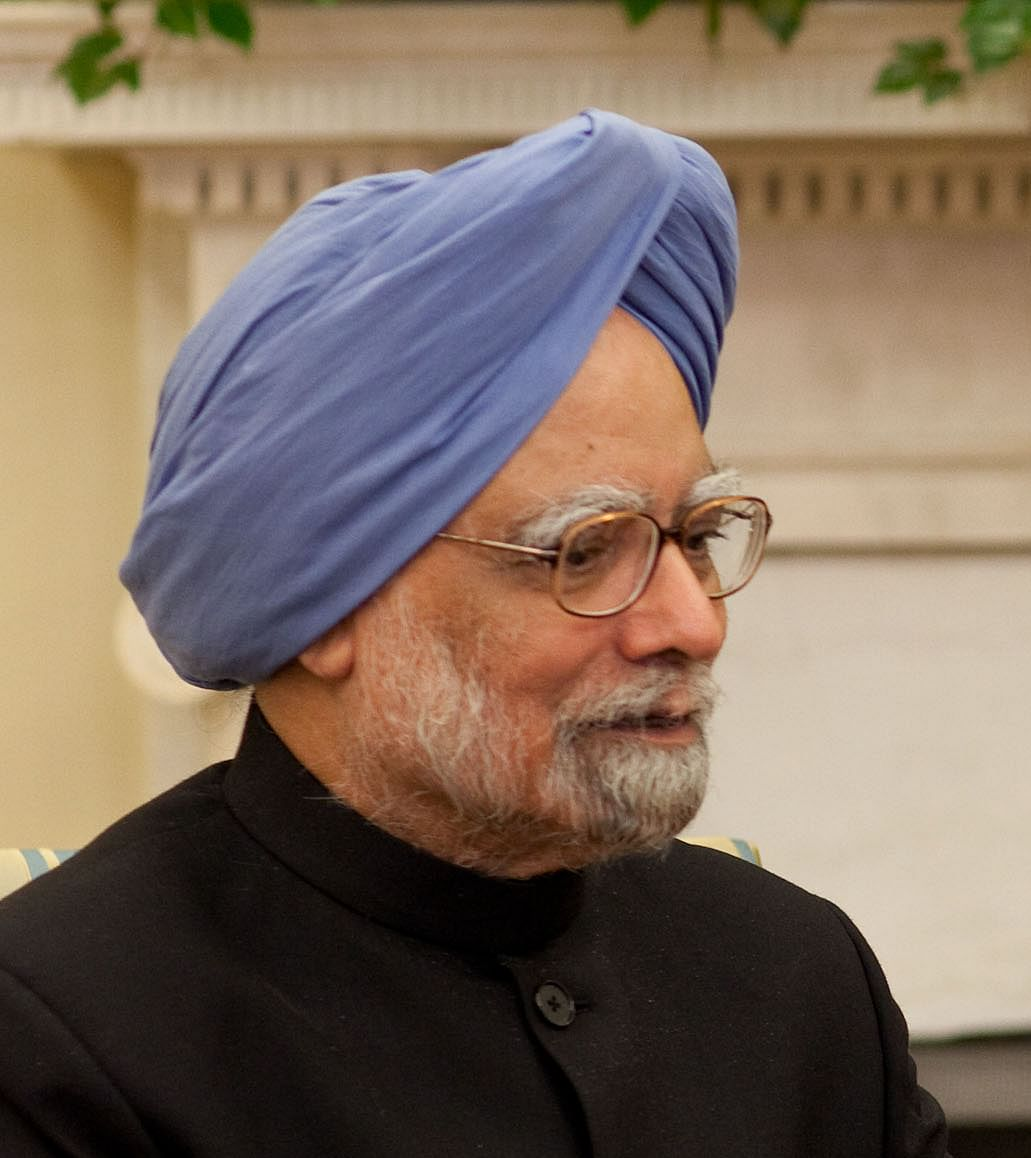 Former Prime Minister Manmohan Singh. (Source: Wikimedia Commons)