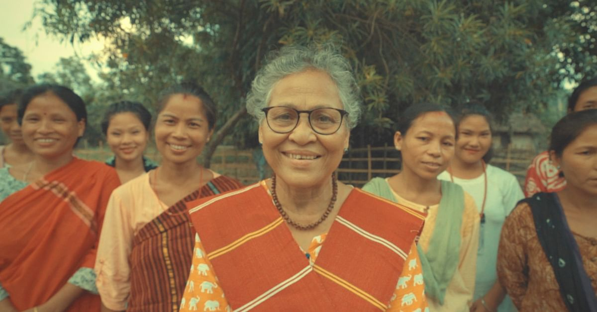 This Amazing Woman Is Weaving a Better Future for Hundreds of Naga Women