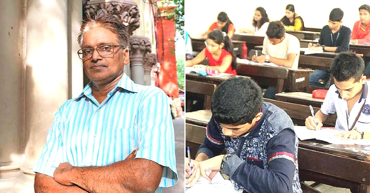 This Professor Took On The System to Change How IITs Conducted Their Admissions!