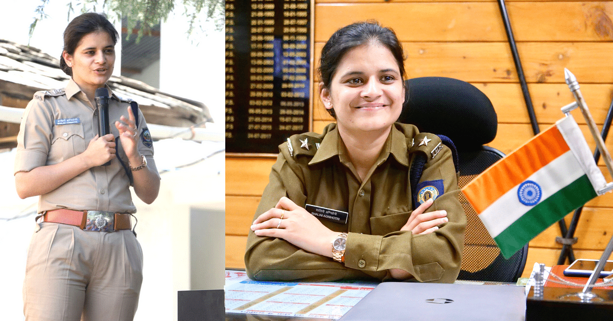 A Bus Conductor's Daughter, Himachal Girl Beat Odds to Become Best IPS Trainee!