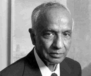 Subrahmanyan Chandrasekhar (Source: Famous People)