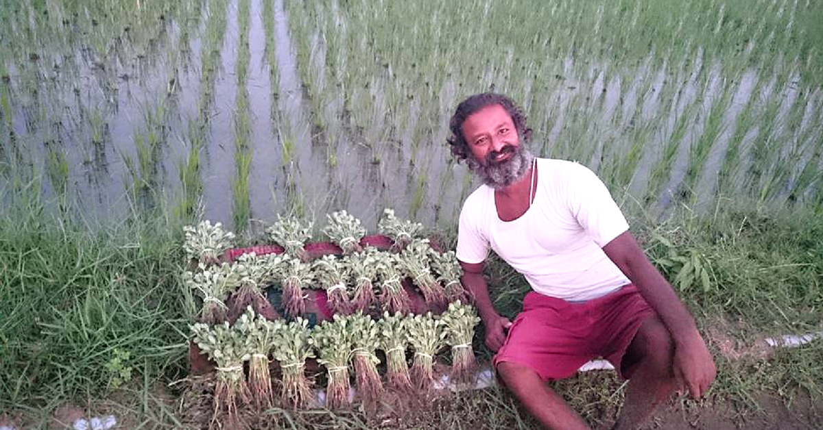 Inspired By Kalam, ex-DRDO Scientist Quits US Job To Start an Organic Revolution
