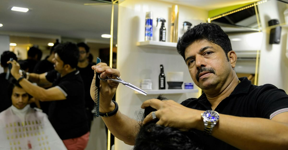 Earning Rs 30/Month to Owning 20 Salons: How Mumbai Barber Went From Rags to Riches!