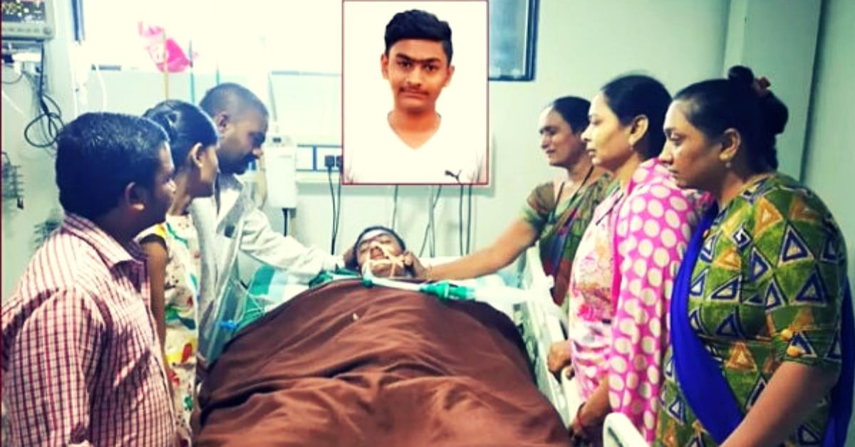 18-YO's heart travels 1100 kms in 117 minutes to save a life. Here's how!