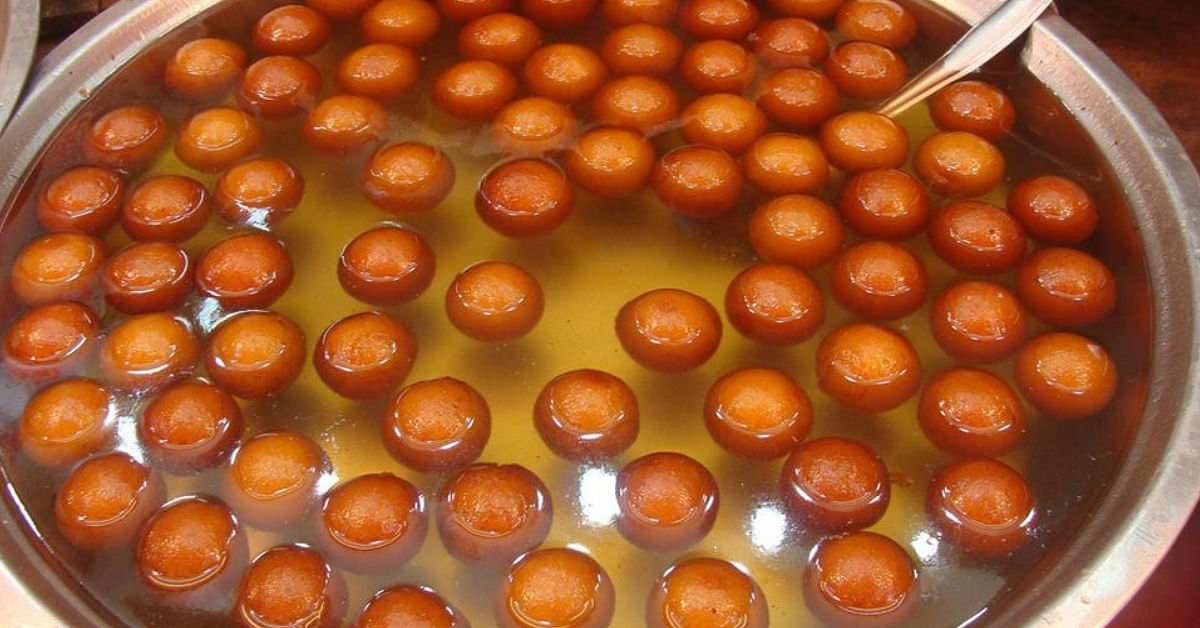 The Origin of Gulab Jamun: A Story of History, Tradition & Oodles of Sweetness!