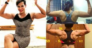 Abandoned by husband for 'being overweight', Today this mother of a 6YO is a champion! (3)