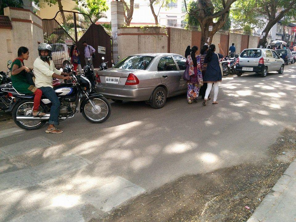 A common sight around India. (Source: Facebook/Mibin Babu)