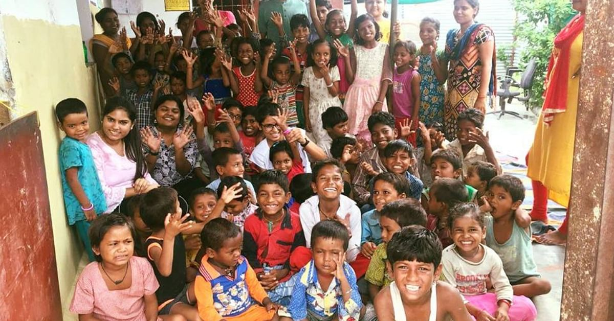 Children look thrilled, after spending time in one of the many Toy Libraries that Toy Bank operates. Image Credit: Toy Bank