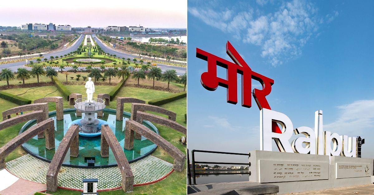 Atal Nagar, Raipur & Bilaspur: Chhattisgarh's Smart Cities Are Redefining India