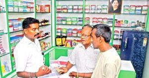 Consumers buying medicines. Representational Image. (Source: gabruu.com)