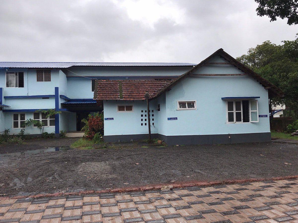 Family Health Centre at Pilathara, Kerala.  (Source: Twitter/Prasad Varanacode)