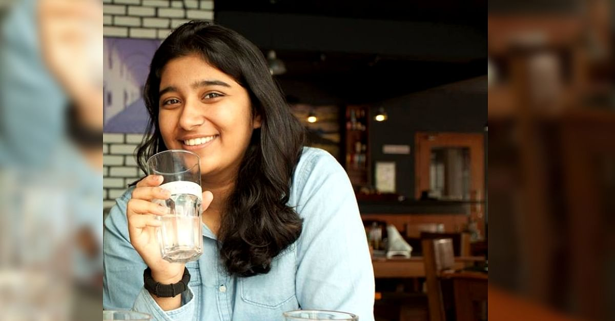 A Glass of Water, and How It Turned This Bengaluru Teen into a Global Changemaker