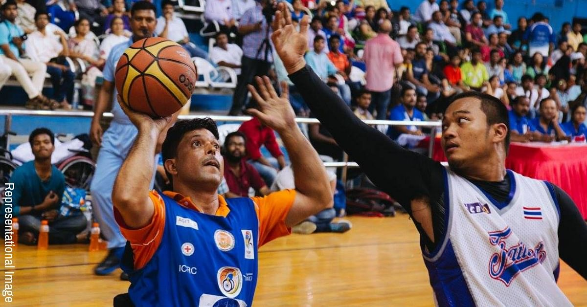 Goa's athletes on wheels pick up hi-tech basketball, state team planned