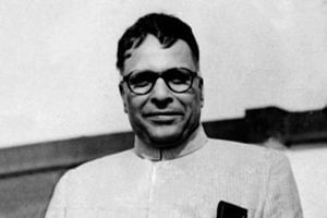 Harekrushna Mahatab. (Source: Wikimedia Commons)