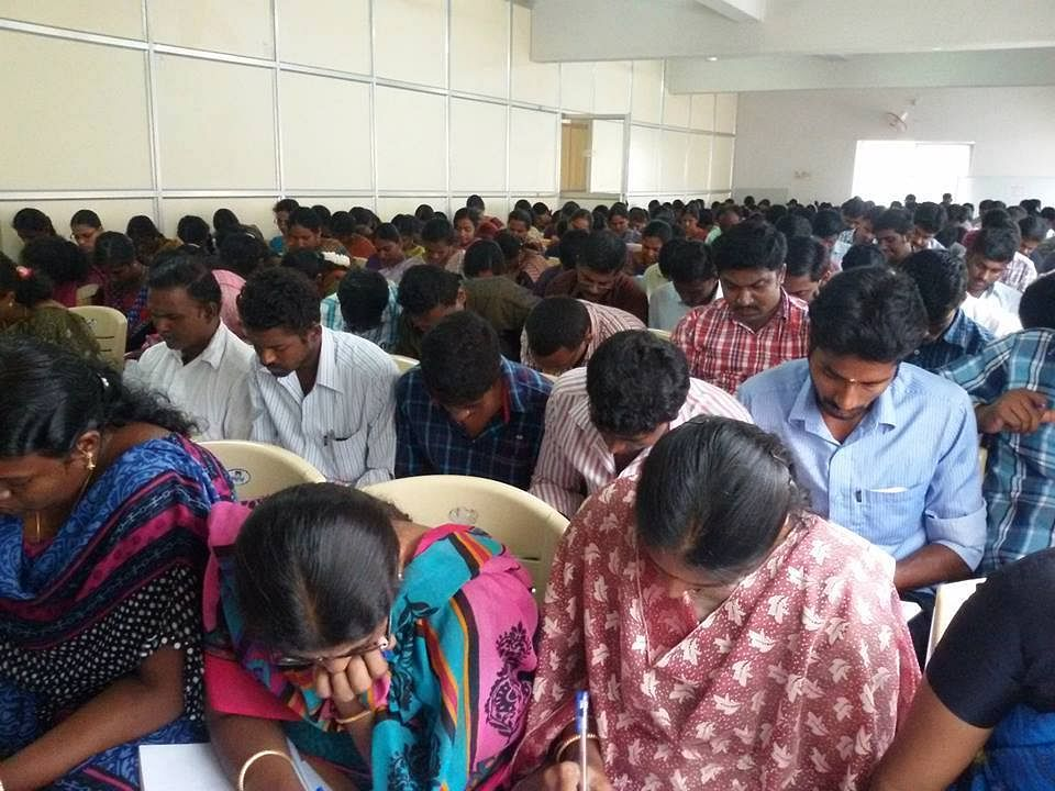 Millions of aspirants attempt to clear the UPSC exams every year. (Source: Facebook/IAS Coaching Academy Center)