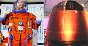 ISRO's prestigious Gaganyaan mission will commence in 2022. Image Credit: Biplab Halder and Next Generation Weapon's Technology