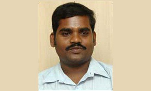K Jayaganesh (Source: IAS.Net)