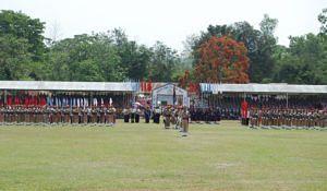 Nagaland Police. (Facebook/Nagaland Police)