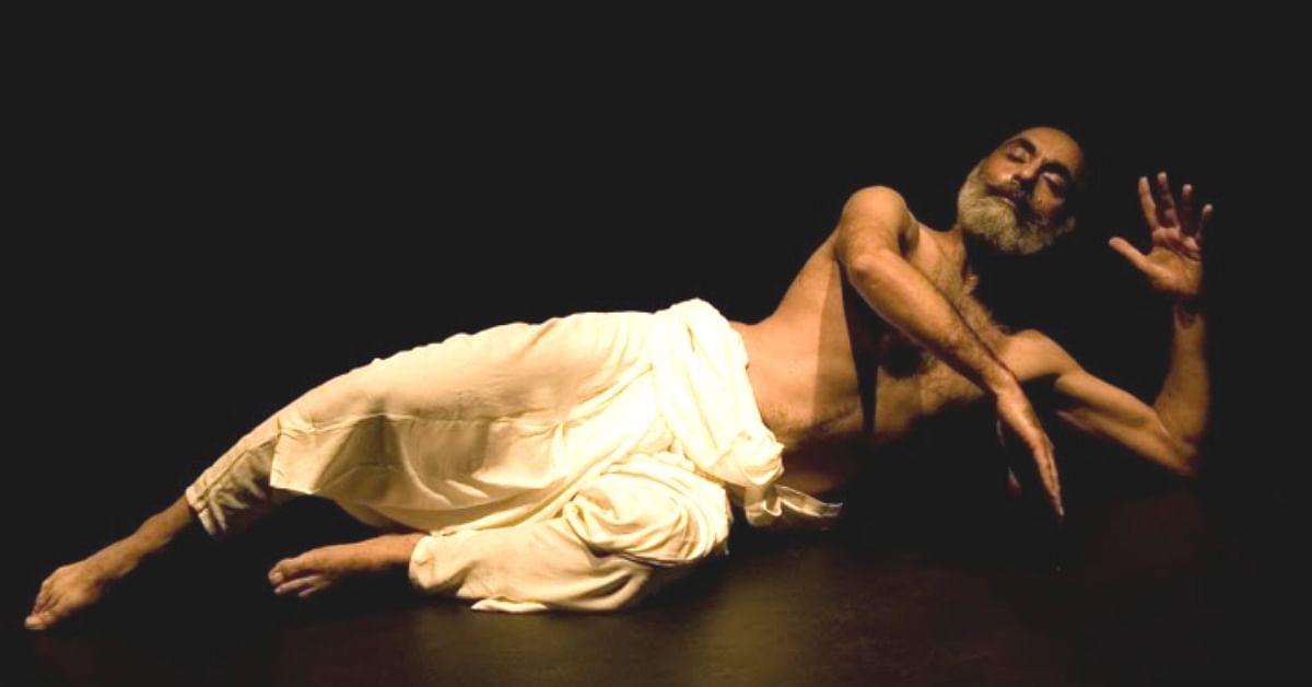 Classical dancer Navtej Johar. (Source: Facebook/Navtej Johar)