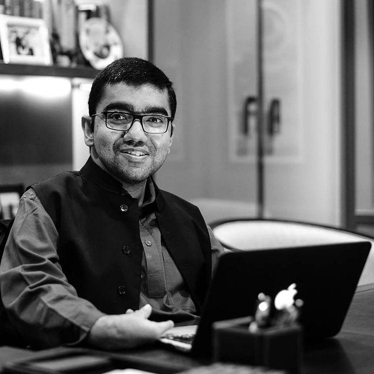 Nipun Malhotra. (Source: Nipman Foundation)