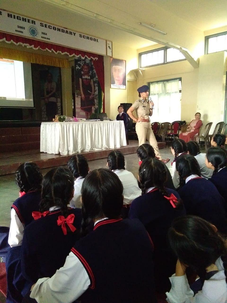 IG Sonia Singh. (Source: Nagaland Police)