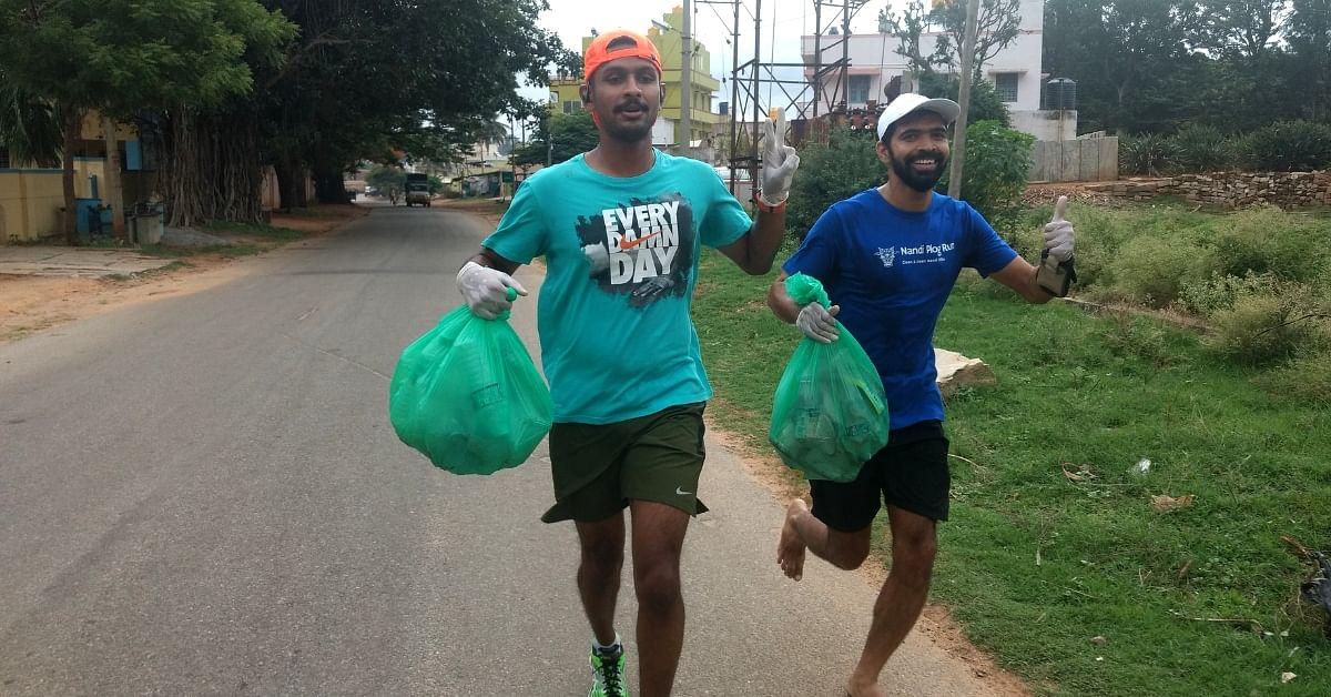 Go Plogging on Oct 2: This Gandhi Jayanti, Let's Help Bengaluru Detox Itself From Plastic!