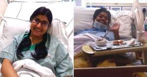 Diti Lahiri (Left) and Marshneil Sinha (Right)- (Source: Facebook/Ena Sarkar)