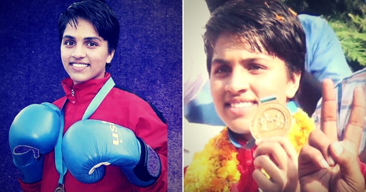 Auto Driver Made Sure Daughter Didn't Give Up Boxing, She Repaid By Winning Gold!