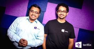 Teriflix Bengaluru's founders are redefining entertainment. Image Credit: Teriflix