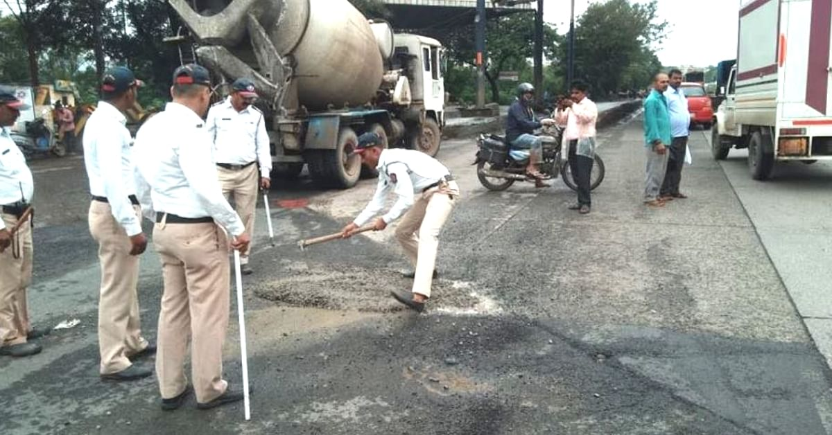 How a Citizens' Movement is Pushing The Cops to Fix Thane's Traffic Problems