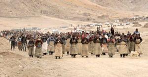The Gochak ritual held in Ladakh, India. Image Credit: Gesar Travel