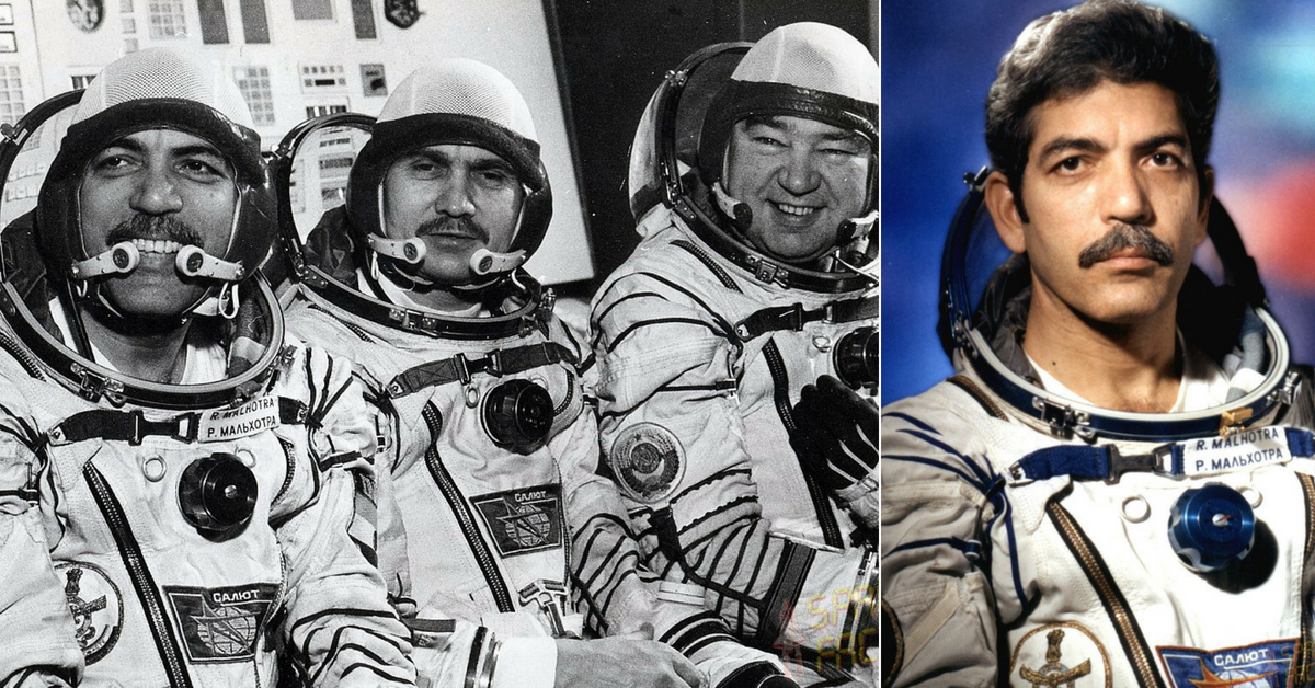 The Untold Story of The Fighter Pilot Who Almost Became the 1st Indian in Space!
