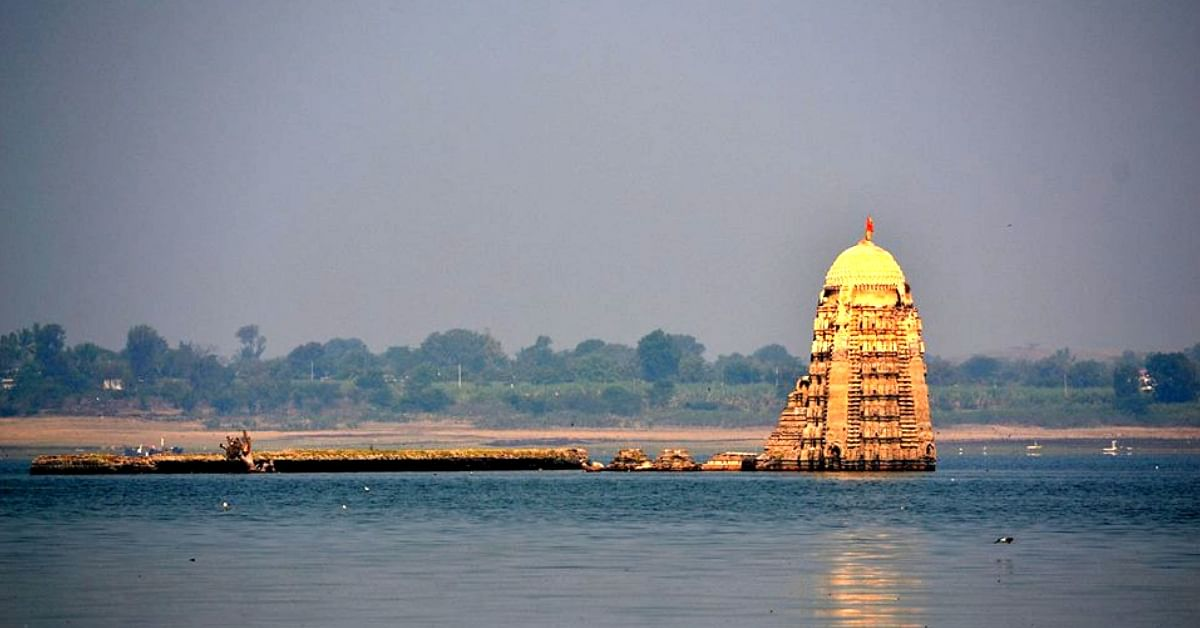 Like Temple Touring? Maharashtra Plans to Let You Do it Underwater Now!