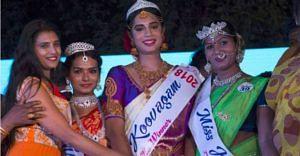 Transgenders celebrate the Koovagam festival held in India. Image Credit; Koovagam Festival 2017