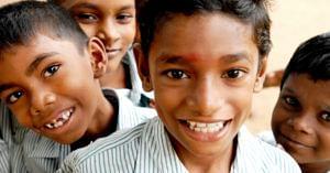 Indian School StudentsS