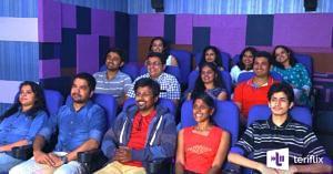 Watch what you want, when you want, thanks to Teriflix, Bengaluru! Image Credit: Teriflix
