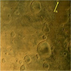 ISRO' s Mangalyaan images of Mars
