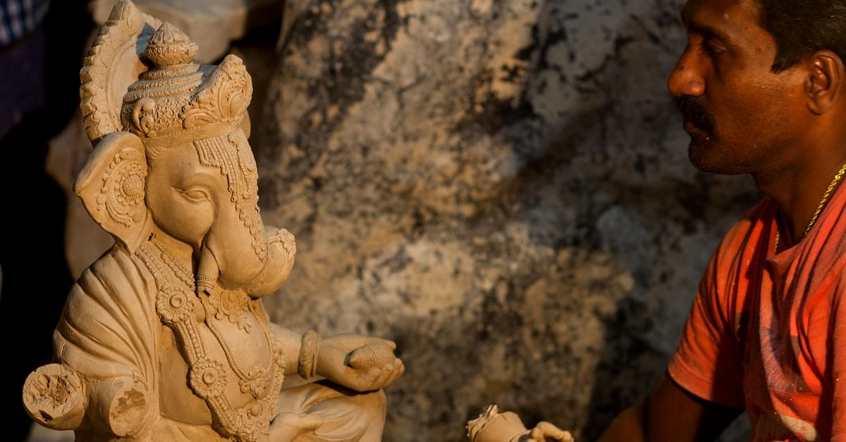 Cow Dung to Clay: This Chaturthi, Go Green with These 6 Beautiful Eco-Ganeshas!