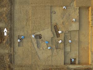 The Rakhighari excavation. Plus One Journal