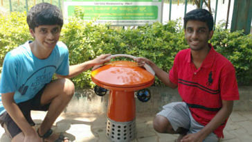 Flobot Innovation by Bengaluru Students