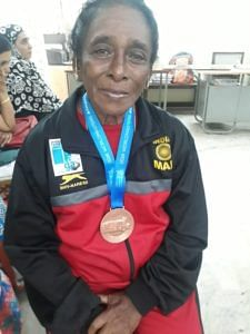 At 87, This Incredible Chennai Woman Has Clinched 414 Medals, Including 345 Golds!