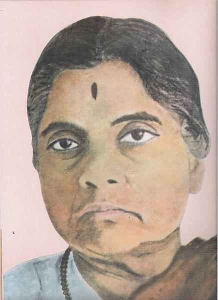 Durgabai Deshmukh. (Source: Wikimedia Commons)